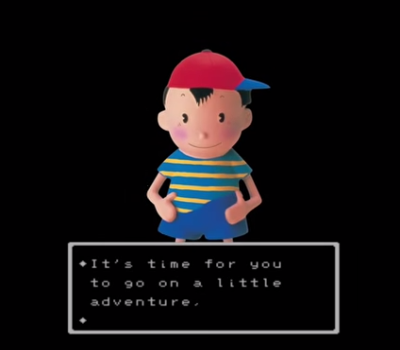 Retro Oasis: Thoughts on Earthbound Beginnings