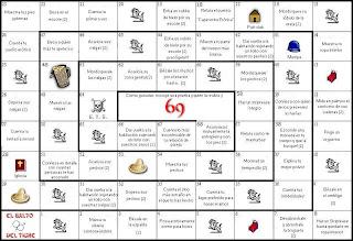Imagen del tablero de juego