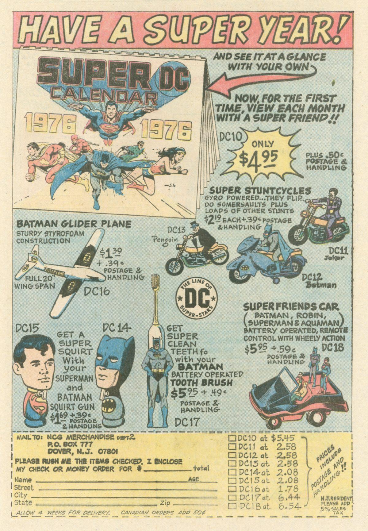Read online World's Finest Comics comic -  Issue #237 - 29