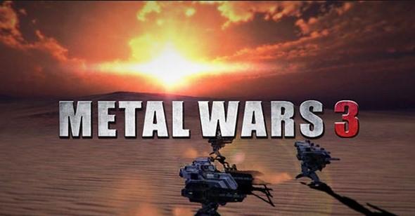 Download Metal Wars 3 Mod Infinity all + DATA
