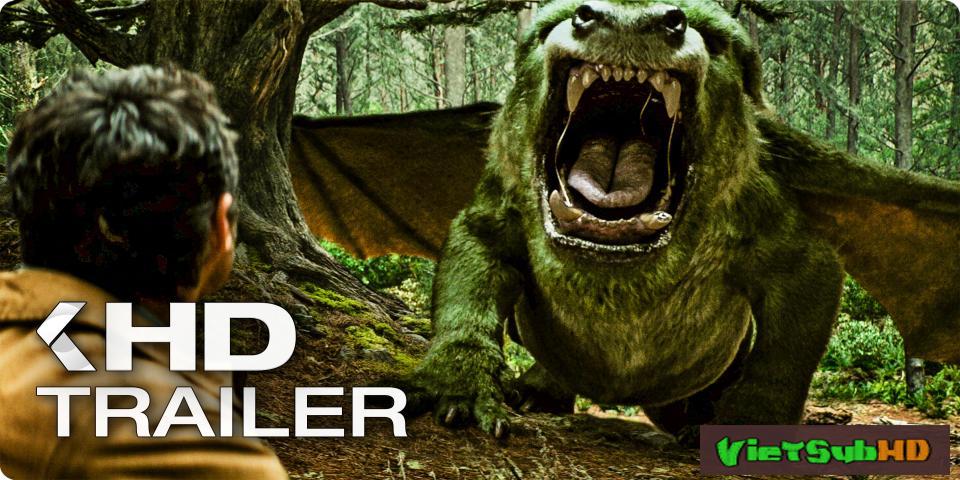 Phim Pete Và Người Bạn Rồng VietSub HD | Pete's Dragon 2016