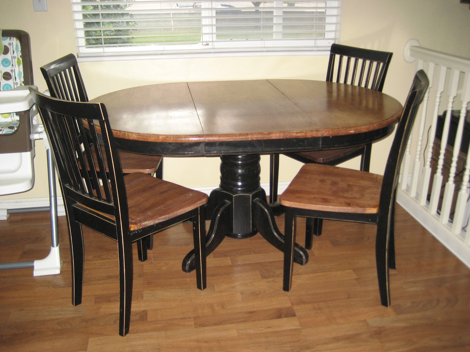 Paint Me Shabby: A New Dining Table