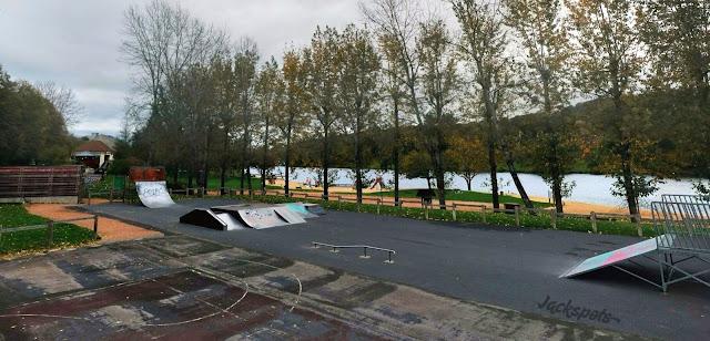 skatepark guéret