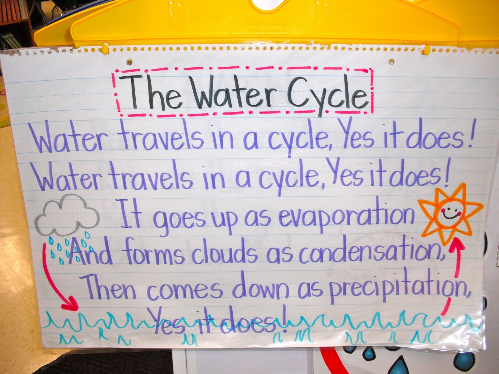 The Half Full Chronicles Let S Chat About The Water Cycle