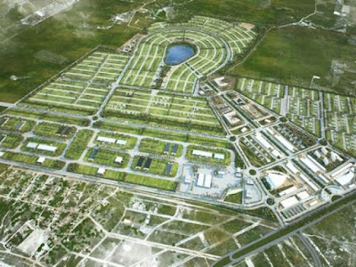 Laguna Ecopark - Ceará smart City