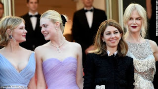 Sofia Coppola and Beguiled white cast at Cannes