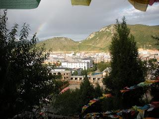 Shangri-la arcobaleno