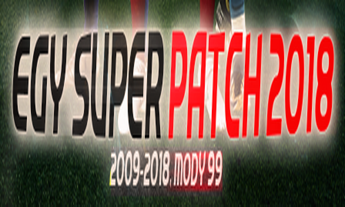 Patch PES 2018 Terbaru dari EGY Super Patch