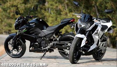 Harganya Motor Sport Kawasaki Z250