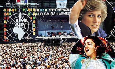 Live Aid July 13, 1985