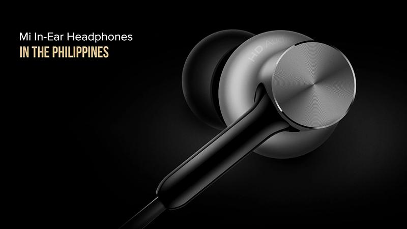 List of Xiaomi earphones in PH under PHP 3,000