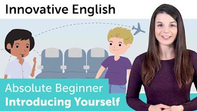 Introduction dengan Bahasa Inggris