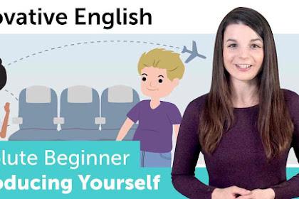 Contoh Perkenalan Diri dengan Bahasa Inggris