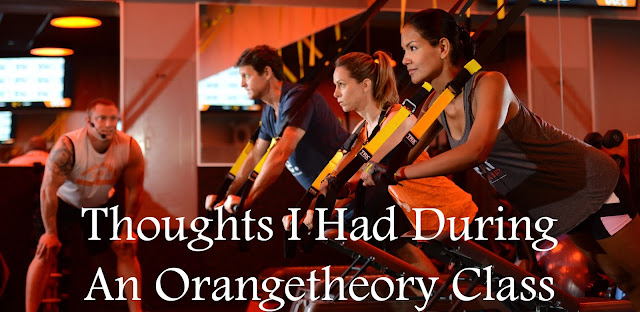 Floradise, Orangetheory Fitness, Thoughts