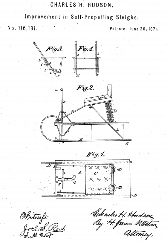 U.S. Patent 116,191