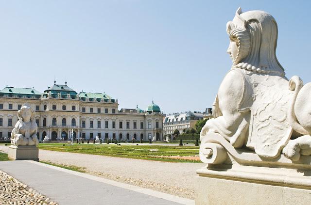 Palácio de Belvedere, Viena