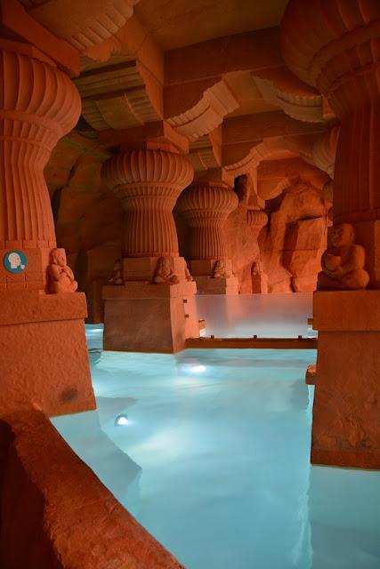 Caldea Andorra Roman baths