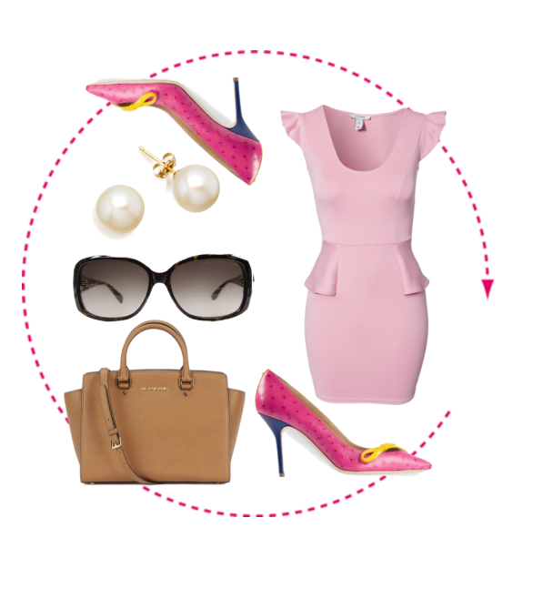 polyvore, get amal alamuddin's look, steal her style: amal alamuddin, amal, Amal Alamuddin, stunning, wedding, george clooney, pretty, bag, sunglasses, chic, steal her style
