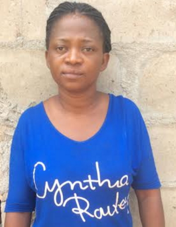 woman stabs ikeji electric official