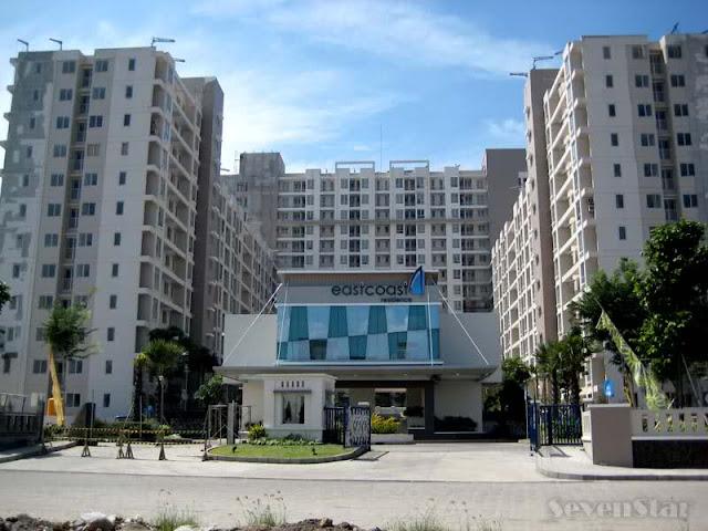 apartemen east coast residence pakuwon city surabaya berhantu