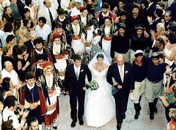 c7e638e13763 13 κουζουλά πράγματα που συμβαίνουν μόνο σε κρητικούς γάμους (photo)