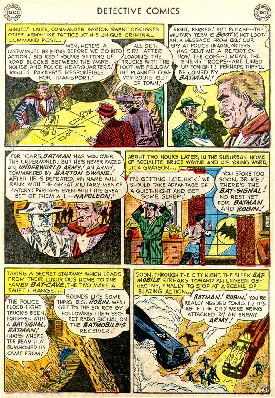 Read online Detective Comics (1937) comic -  Issue #178 - 5