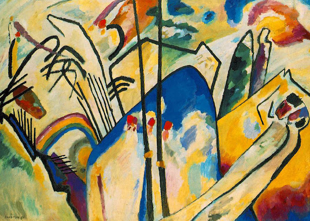 Vassily Kandinsky - Composition No 4, 1911