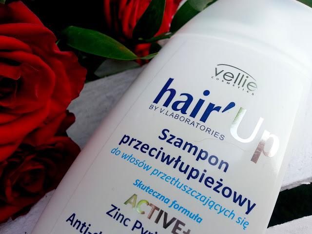 Szampon przeciwłupieżowy do włosów przetłuszczających się