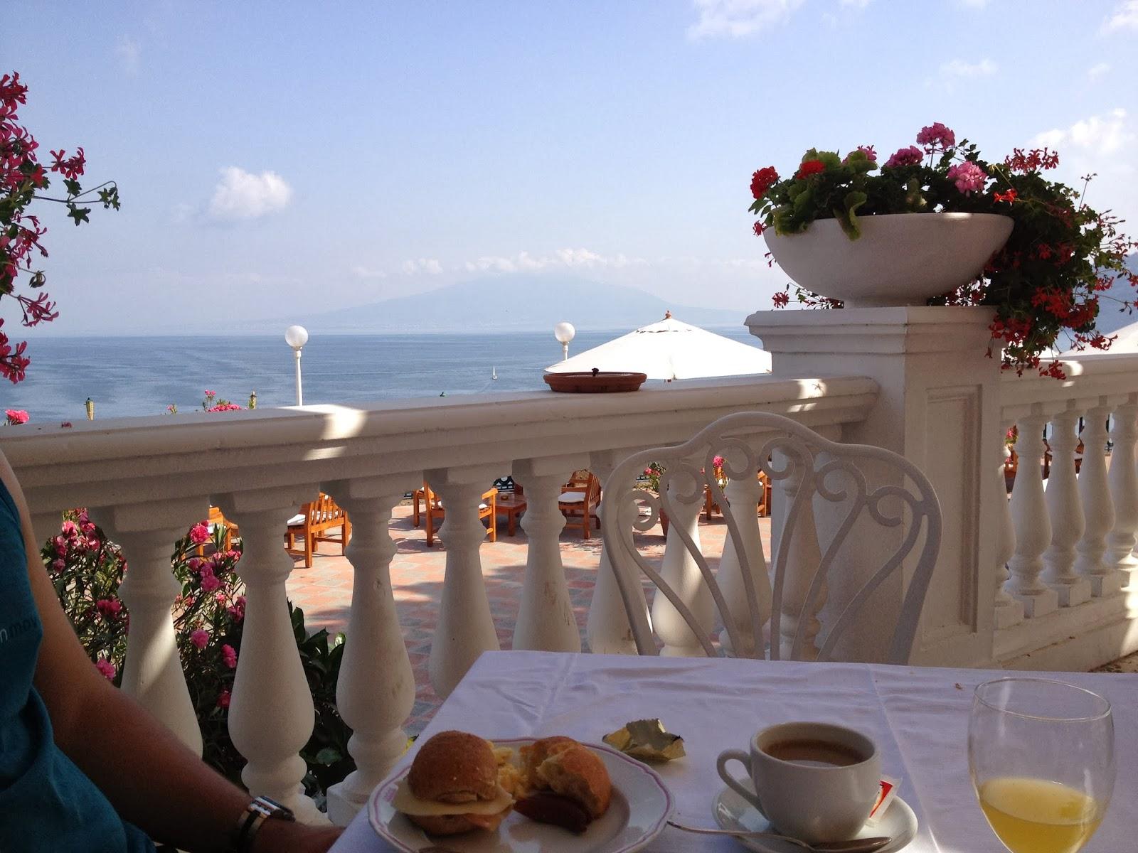 Café da manhã mais lindo do mundo!