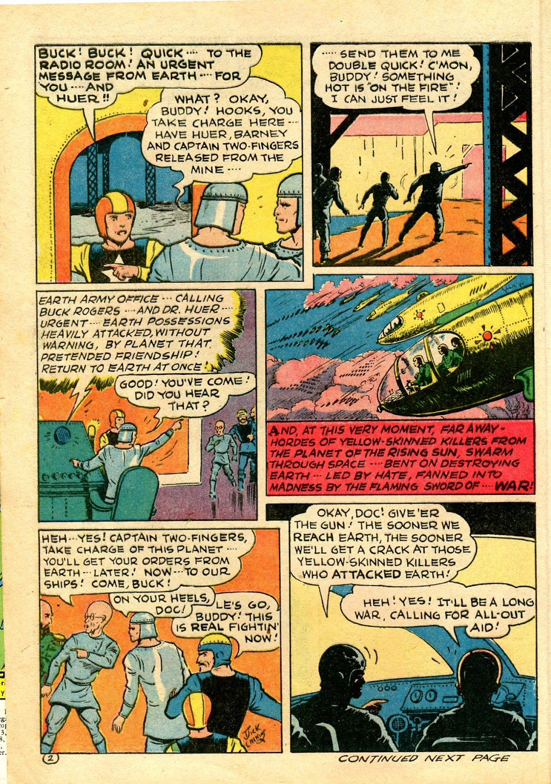 Read online Famous Funnies comic -  Issue #111 - 4