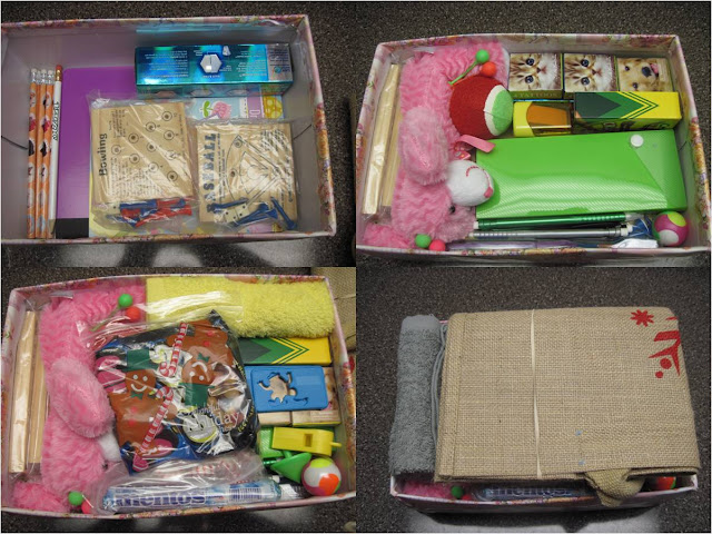 How to pack an Operation Christmas Child shoebox.