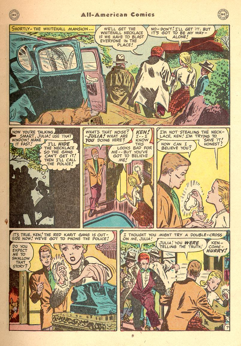 Read online All-American Comics (1939) comic -  Issue #96 - 9