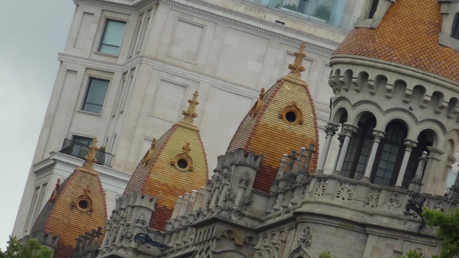 Passeig de Gràcia: Rocamora