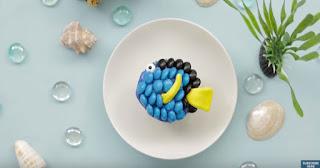 Resep Cara Membuat Cupcakes Finding Dory