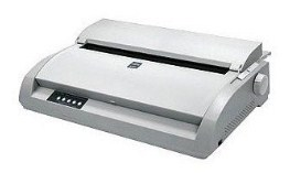 Printer berdesian Stylish compact to a greater extent than fashionable FUJITSU DL3850+ Printer Driver Download