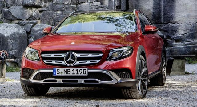 Mercedes-Benz E-класса All-Terrain