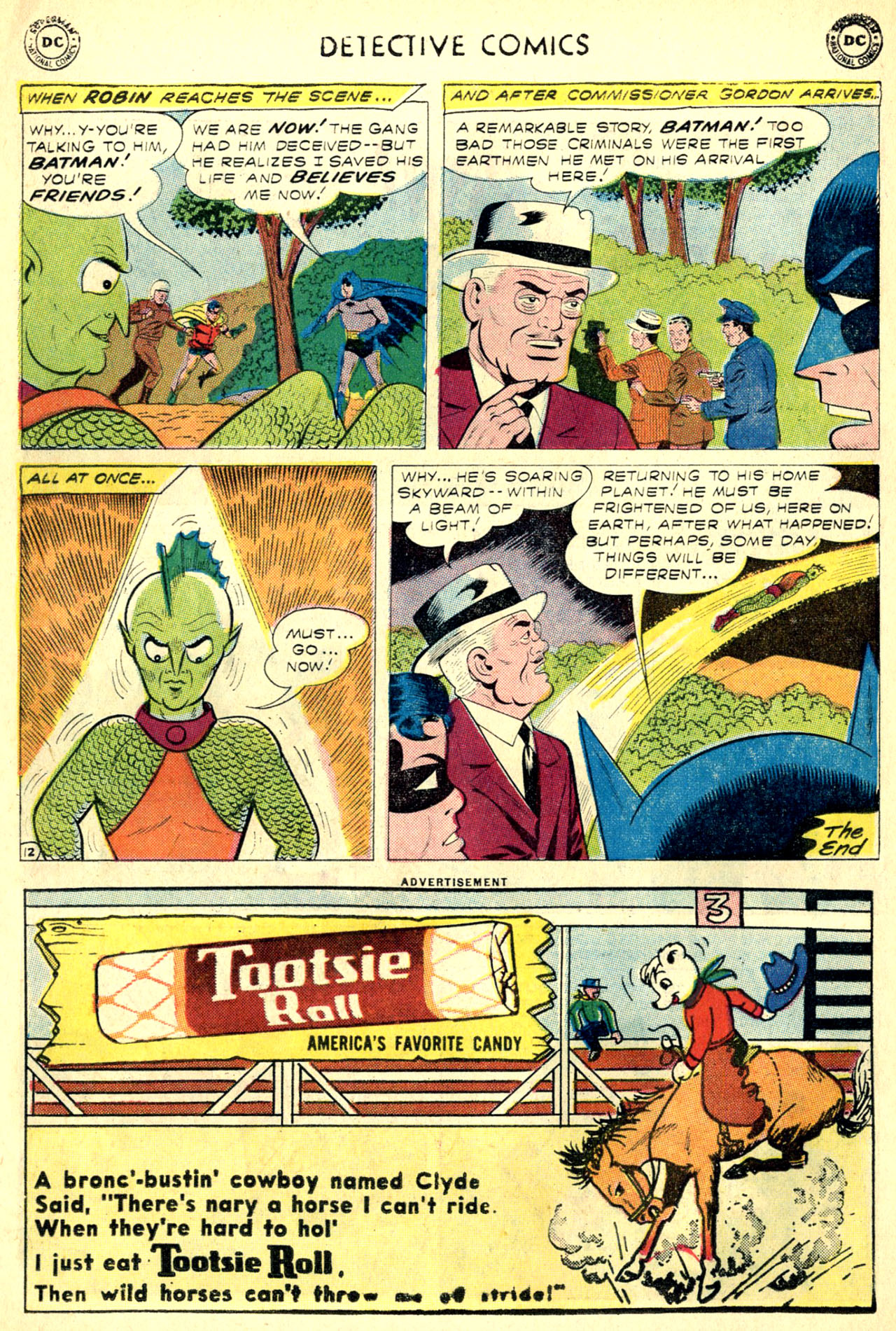 Read online Detective Comics (1937) comic -  Issue #270 - 14