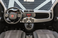 Fiat Panda City Cross (2017) Dashboard