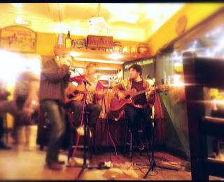 Brighton concerto in pub