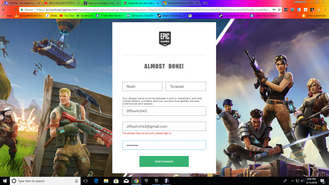 Fortnite Mobile game tips ANDROID IOS EPIC GAMES ACCOUNT