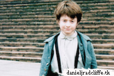"""Google+: """"My first day ever on a set - filming David Copperfield"""""""