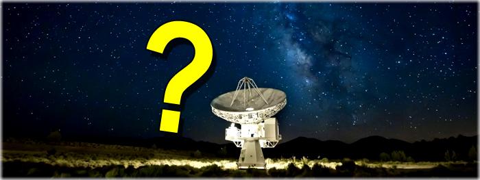 como funciona um radio telescopio