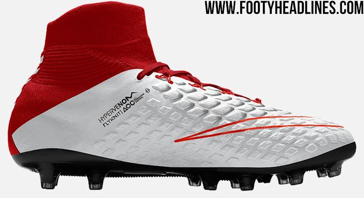 hot sale online 0e3c0 80dff Nike Hypervenom Phantom III Wayne Rooney iD Concept Boots ...