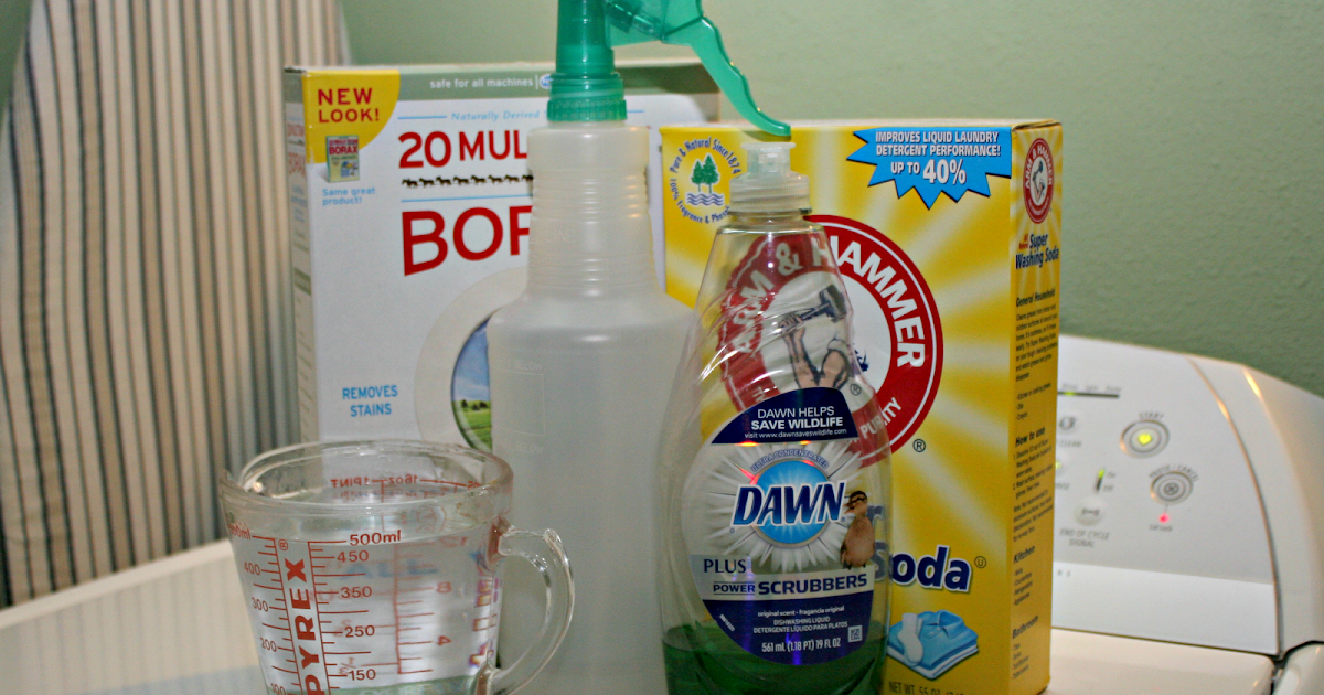 My Totally Simple Life Homemade All Purpose Cleaner