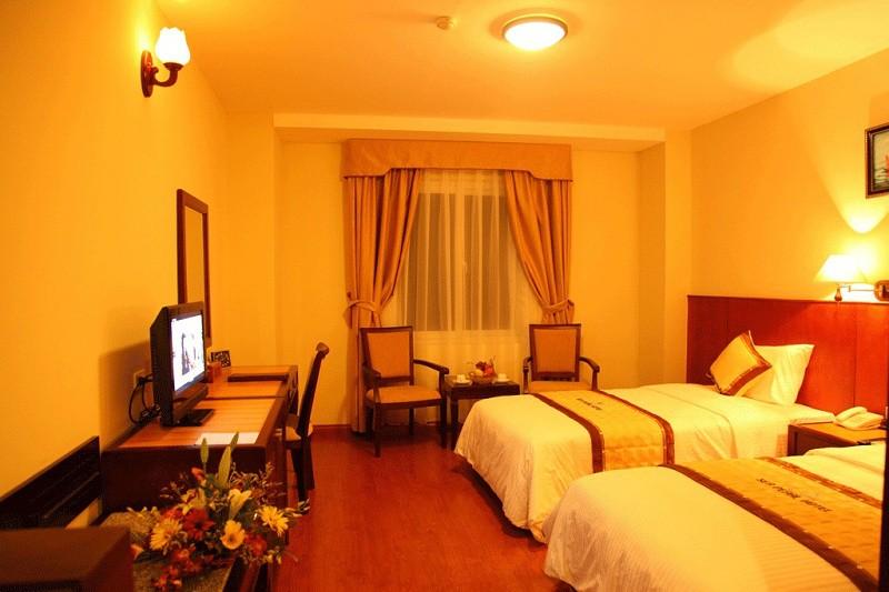 Sea Pearl Hotel - khách sạn tốt nhất ở cát bà