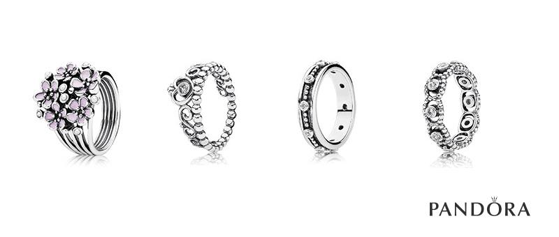 pandora coleccion anillos