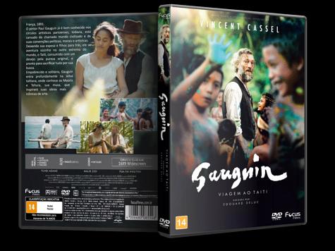 Gauguin: Viagem ao Taiti DVD Capa