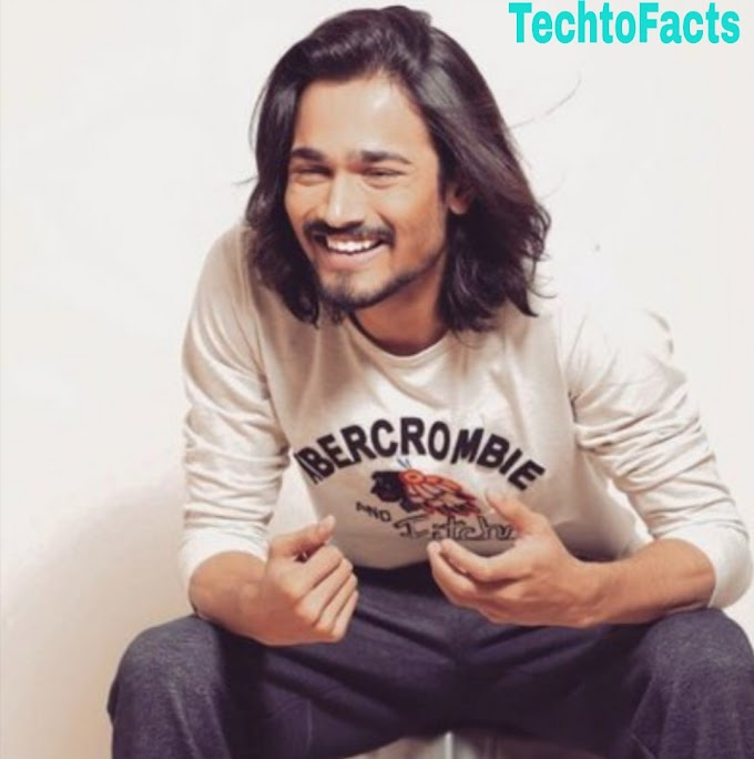 What is the monthly income of Bhuvan Bam?