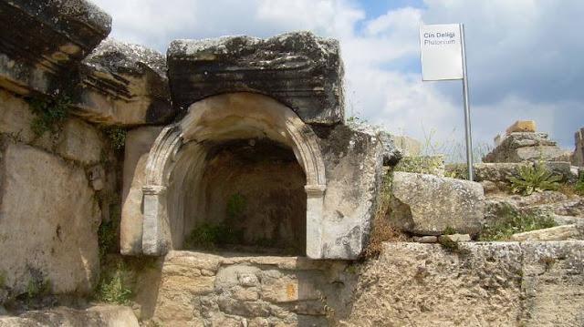 Λύθηκε ο γρίφος με την «Πύλη της Κολάσεως» στην Τουρκία