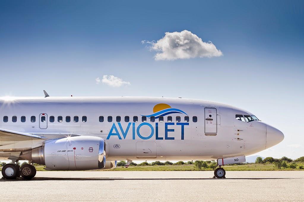 Air Serbia Mulls Future Of Aviolet